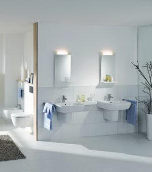 Keramag 4u complete badkamer aanbieding for Complete badkamer aanbieding