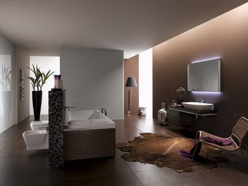 Badkamer exclusief beton cir voorbeelden stuxe exclusief stucwerk - Luxe badkamer design ...