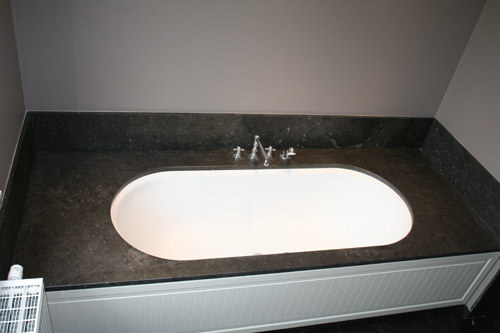 Goedkope Nieuwe Badkamer ~   Bad & Design dankbaar gebruik bij de uitvoering van de badkamer In