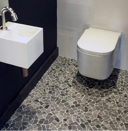 Palladiana venetiaanse mozaiek vloeren - Wc mozaiek ...