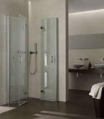 Kermi diga douchecabine geeft de ruimte - Open douche ruimte ...