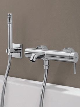 Badkraan inbouw en opbouw mogelijkheden - Moderne badkraan ...