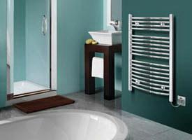 Badkamer verwarming. Elektrische verwarming radiatoren infrarood ...