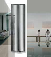 Arche Plus designradiator