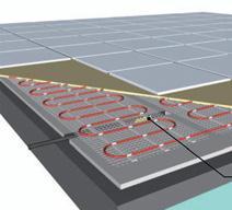 Danfoss electrische vloerverwarming
