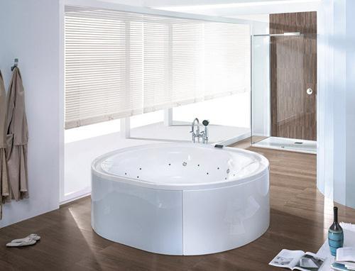 Whirlpool Baden Badkamer : Hoesch ergo whirlpool baden door yellow design