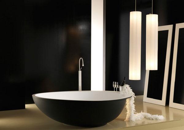 Mastella party en body vrijstaande baden en wastafels - Eigentijdse badkuip ...
