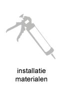 Installatie materialen documentatie en folders