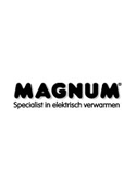 Magnum documentatie, folders en brochures