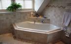 Natuursteen badkamer 1