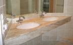Natuursteen badkamer 14