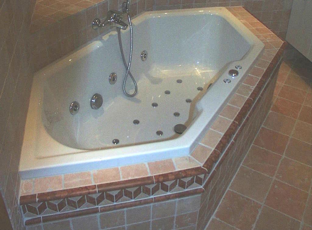 Natuursteen badkamer 4