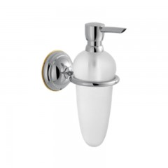 Axor Carlton zeepdispenser wandmodel chroom 41419000