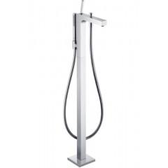 Axor Citterio afbouwdeel voor staande badkraan chroom 39451000