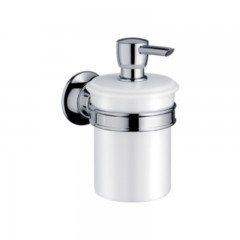 Axor Montreux zeepdispenser brushed nikkel 42019820