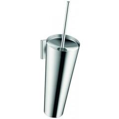 Axor Starck closetborstelgarnituur voor wandmontage chroom 42735000