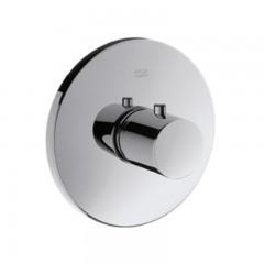 Axor Uno afbouwdeel voor inbouw thermostaat Highflow voor Raindance Royale Air en Rainmaker chroom 38715000