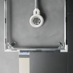 Bette Floor inbouw systeem 120x70cm B501030