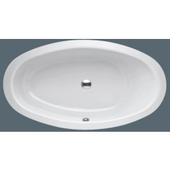 Bette Home vrijstaand bad ovaal 180x100cm comfort wit 8994000CFXX