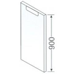 Burgbad Chiaro spiegel40x90cm inclusief verlichting F0714SICH040