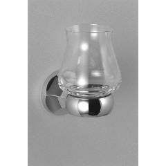 Dornbracht 360 glashouder met kristal glas chroom 8340036000