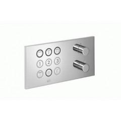 Dornbracht Balance Modules elektronische besturing voor RainSky E 24x12cm platina-mat 4270097906