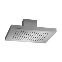 Dornbracht Balance Modules JustRain regendouche met plafondbevestiging 40x32cm RVS mat 4150797986