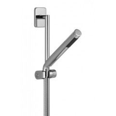 Dornbracht Lulu glijstangset compleet 85.5cm chroom 2640271000