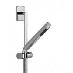 Dornbracht Lulu glijstangcombinatie L878mm platina mat 1xstraalsoort/sla