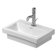 Duravit 2Nd Floor fontein 40x30 wit WG 7904000001