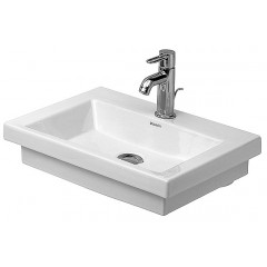 Duravit 2Nd Floor fontein 50x40 wit WG 7905000001
