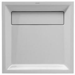 Duravit 2nd floor kunststof douchebak acryl vierkant 90x90x10.5cm wit 720046000000000
