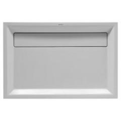 Duravit 2nd floor kunststof douchebak acryl rechthoekig 90x140x10.5cm wit 720048000000000