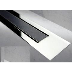 Easy Drain Modulo TAF designrooster Z4 gepolijst 120cm tegel MTAFDZ4PT1200