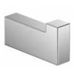 Emco Asio handdoekhaak enkel 40mm chroom 137500100