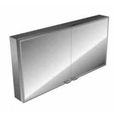 Emco Asis Prestige spiegelkast met radio 1187x637mm aluminium 989705032