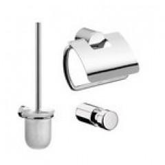 Emco Rondo 2 toiletset chroom 459800100