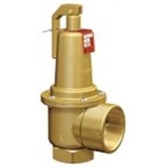 Flamco Prescor-S veiligheidsventiel s1700 2 8 bar 29250