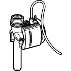 Geberit pneumatisch ventiel UR