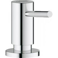 Grohe Cosmo zeepdispenser 1-gats voor in keuken chroom 40535000
