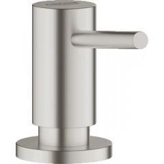 Grohe Cosmo zeepdispenser 1-gats voor in keuken RVS look 40535DC0