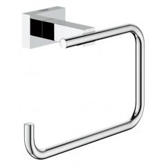 Grohe Essentials Cube closetrolhouder chroom 40507000