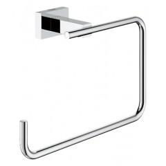 Grohe Essentials Cube handdoekring chroom 40510000