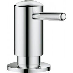 Grohe Contemp zeepdispenser 1-gats voor in keuken chroom 40536000
