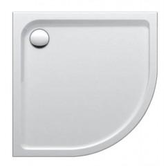 Ideal Standard Playa kunststof douchebak acryl kwartrond 100x100cm wit T270901