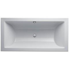 Keramag Preciosa II kunststof bad acryl rechthoekig 180x90x47cm wit 600385000