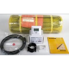 Magnum Millimat elektrische vloerverwarming 300 W. 2.0 m2 met klokthermostaat 200405