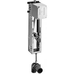 Schell Compact II urinoir-module frontbediening met afvoer naar onder 032840099