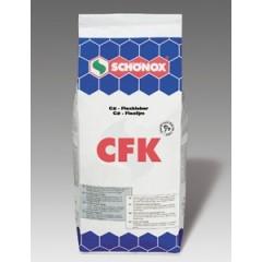 Schonox CFK cement poederlijm zak 25 kg 105000