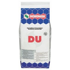 Schonox DU poederlijm snelhardend zak a 25 kg 102000